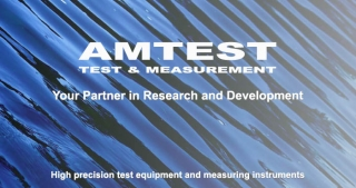 Amtest, Your partner in research and development
