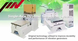 Single axis vibration systems