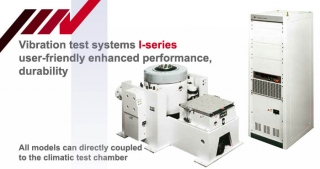 I-series, single-axis vibration system