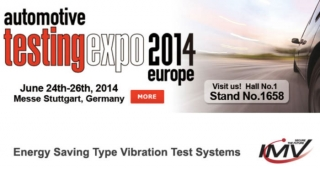 Automotive Testing Expo 2014, Stuttgart