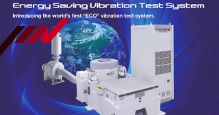 Energy saving vibration test system