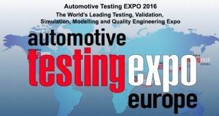 Automotive Testing EXPO 2016