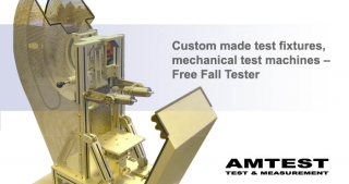 Mechanical testers, free fall tester