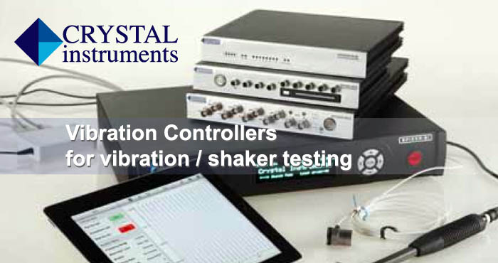 Vibration Controllers, Crystal