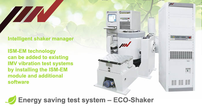 Intelligent shaker manager, IMV Corp