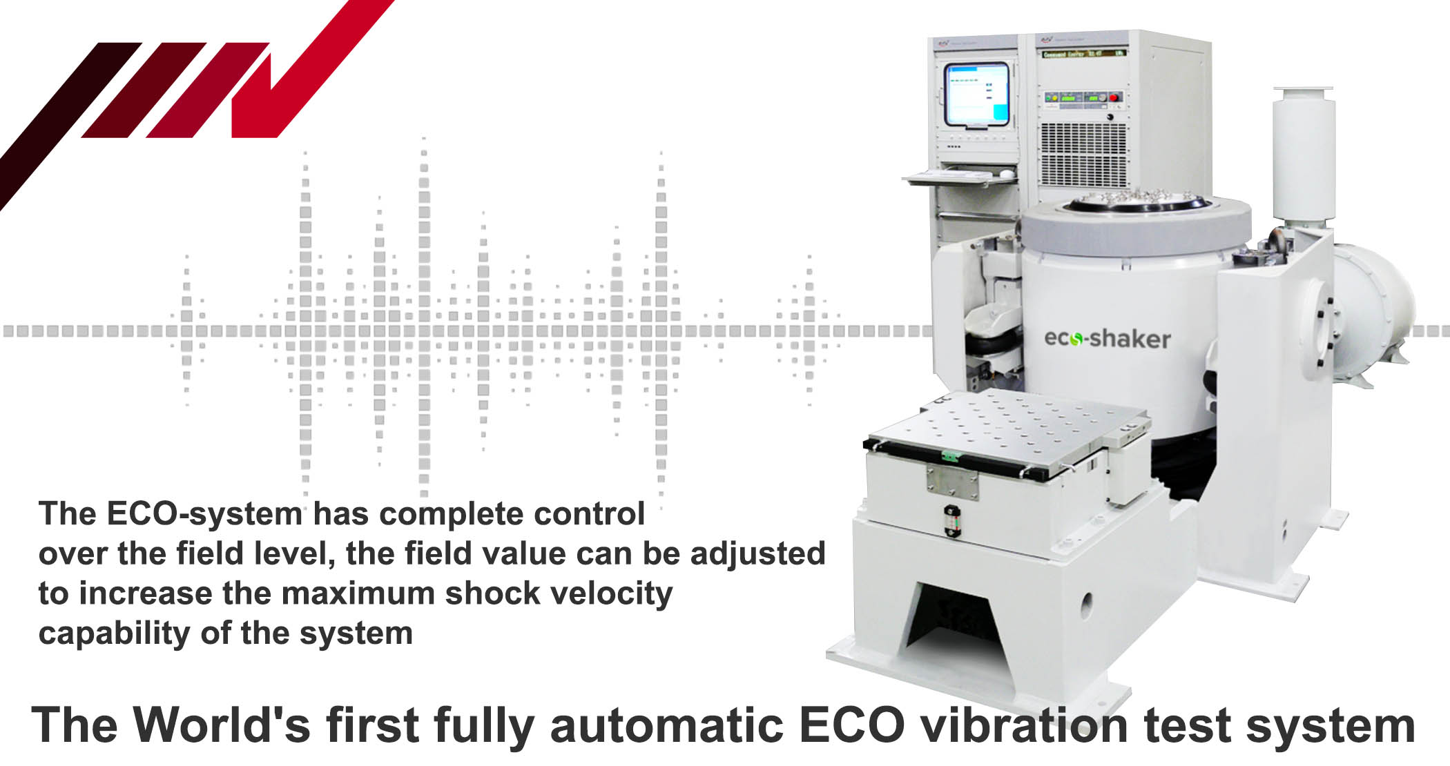 high shock velocity_IMV ECO System