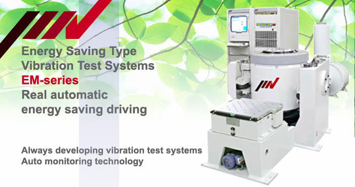EM series, energy saving vibration simulation test systems