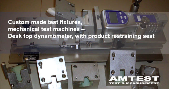 Mechanical testers, dynamometer